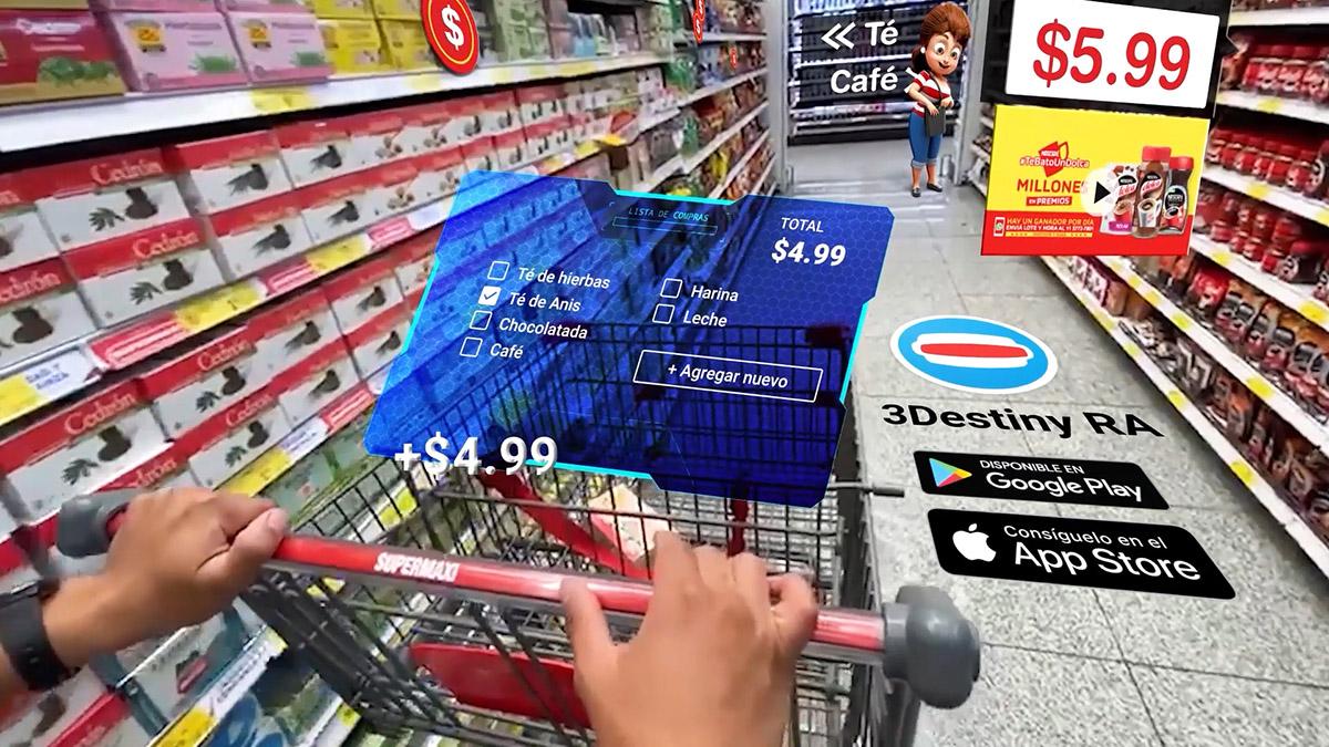 Realidad Aumentada en el retail