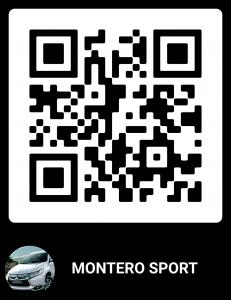 Mitsubishi All New Montero Sport QR