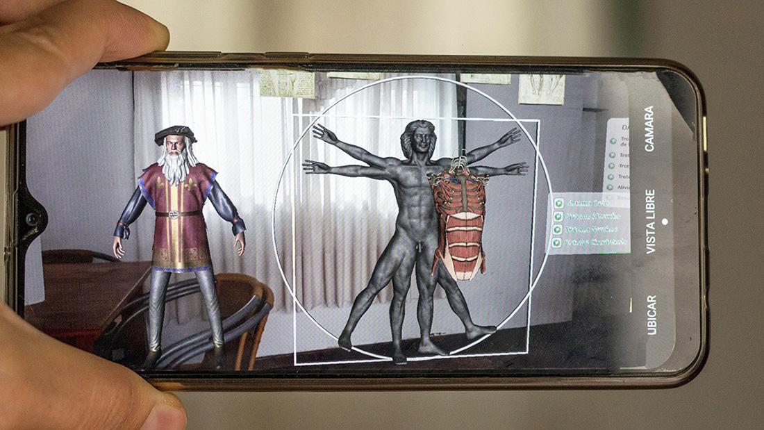 4 soluciones de Realidad Aumentada para laboratorios farmacéuticos